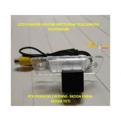 Retrocamera compatibile PORSCHE CAYENNE