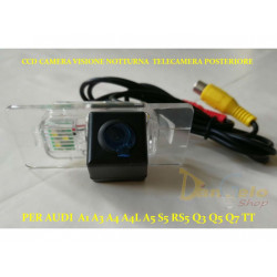Retrocamera compatibile AUDI A4/A5/RS5/Q5/A1