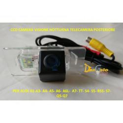Retrocamera compatibile AUDI A1-A3