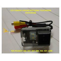 Retrocamera compatibile PEUGEOT 206-207