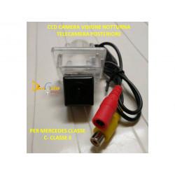 Retrocamera compatibile MERCEDES CLASSE C-E