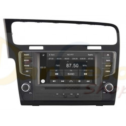 Autoradio 2din Navigatore Golf 7 DVD CD GPS USB DVBT