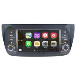 Autoradio 2din Navigatore Fiat Doblo DVD CD GPS USB DVBT