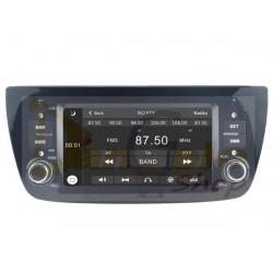 Autoradio 2din Navigatore Fiat Doblò DVD CD GPS USB DVBT