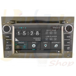 Autoradio 2din Navigatore OPEL CORSA ASTRA SUV ANTARA DVD CD GPS USB DVBT