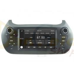 Autoradio 2din Navigatore Fiat Fiorino DVD CD GPS USB DVBT