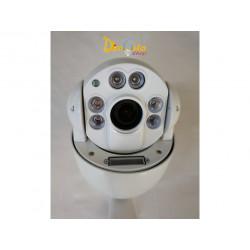 Camera videosorveglianza a cupola 360 gradi Dome IP PTZ