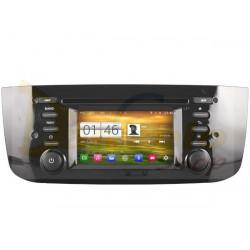 Autoradio 2din Android 4.4.4 Fiat Punto FULL HD DVD GPS Navi USB SD WIFI
